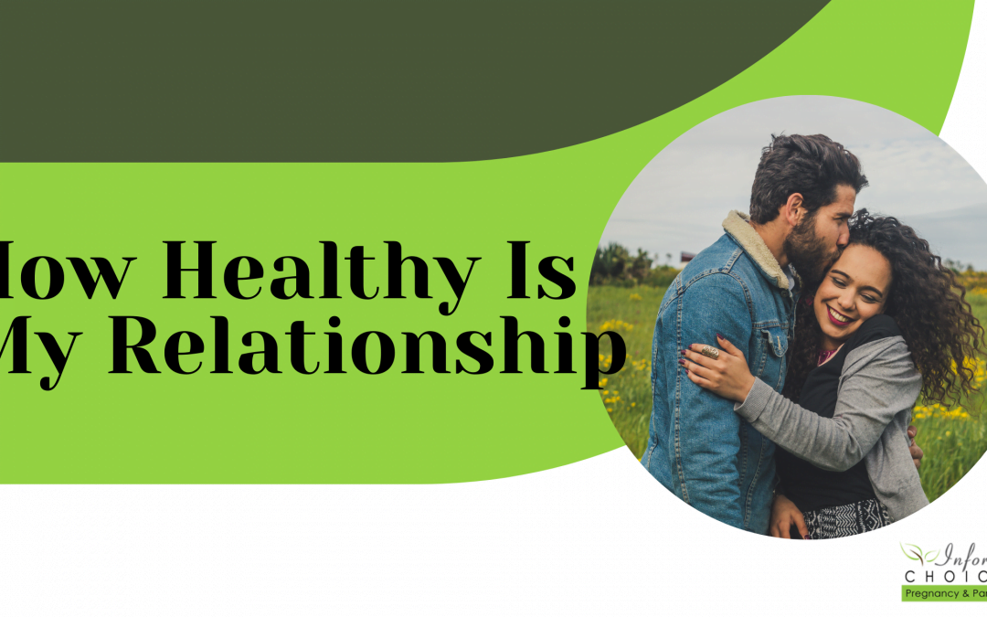 How Healthy is My Relationship?